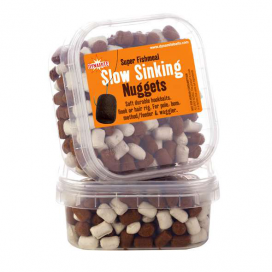 Dynamite Baits Super Fishmeal Slow Sinking Nuggets White/Brown