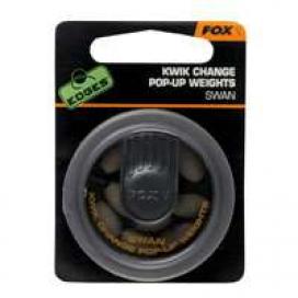 Fox Edges kwick change pop up weights Swan rychlovýměnné závaží 10ks
