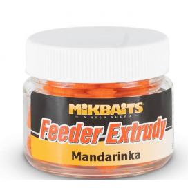 Mikbaits Měkké Extrudy Feeder Mandarinka 50ml