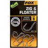 Fox Háčky Edges Armapoint Zig Floater