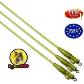 Extra Carp Safety Bolt Rig with camo tubing  3 ks