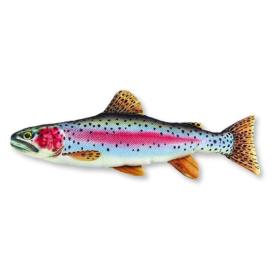 Gaby Polštář plyšová ryba pstruh duhový 62cm