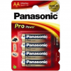 Batéria Panasonic Pro Power AA 4ks