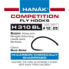 Muškařské háčky Hanák H 310 BL 25ks