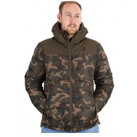 Fox Bunda Camo/khaki rs Jacket