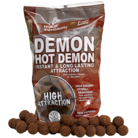 Starbaits Boilies Hot Demon 1kg