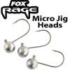Fox Rage jigové hlava Micro Jig heads size 4