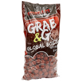 Starbaits Global Boilies 20mm 2,5kg