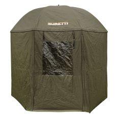 Suretti Deštník s bočnicí Full Cover - 210D