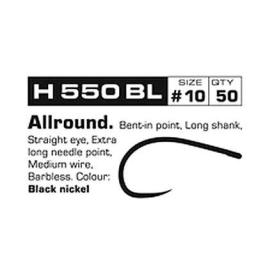 Muškařské háčky Hanák H 550 BL 25ks