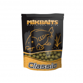 Mikbaits X-Class boilie 4kg - Krill Patentka 20mm
