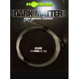 Korda Dark Matter Leader Ring Swivel