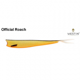 "Westin Twin Teez 6""/15.3 cm - Official Roach"