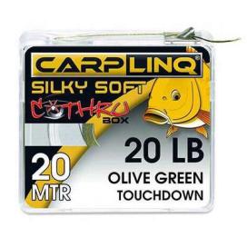 Carp linq Silky Soft Touchdown 20lb návazcová šńůrka