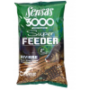 Sensas Kŕmenie 3000 Super Feeder River 1kg
