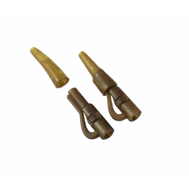 Zfish Lead Clip With Tail Rubber