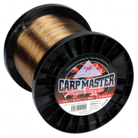 Giants Fishing Vlasec Carp Master Camu Brown 5000m|0,30mm/10,8kg