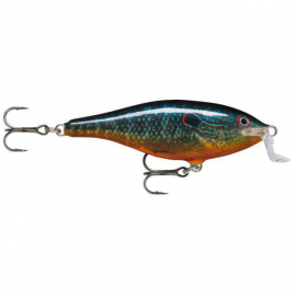 Wobler Rapala Shad Rap Shallow Runner 7cm PSL