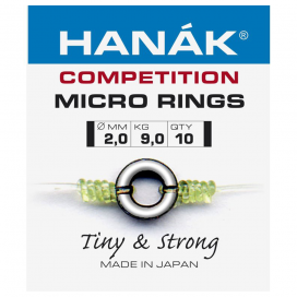 Hanák mikrokroužky 2mm