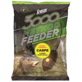 Krmení 3000 Method Carpe 1kg