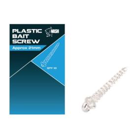 Nash Vrtáček Plastic bait Screw 21mm