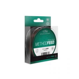 Fin Method Feed 150m hnědá 0,18mm 6,6lbs