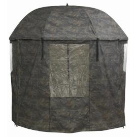 Mivardi Rybářský deštník PVC Camou kompletně zakrytý