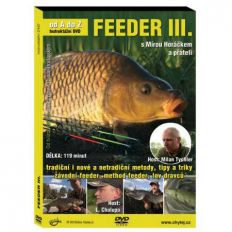 DVD FEEDER III. s Mírou Horáčkem a přáteli
