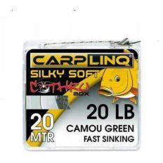Carp linq Silky Soft Hookling Fast Sinking 30lb