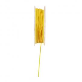 Mivardi Amortizér Latex 0,7mm 6m žlutá