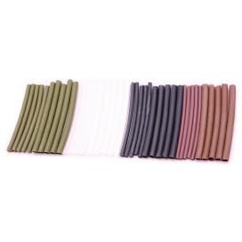 Ashima bižutéria - Zmršťovacia hadička zelená 1,2mm 10ks