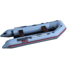 Elling Člun Patriot 290 s Pevnou Skládací Podlahou Šedý