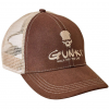 Gunki Kšiltovka  TRUCKER BROWN