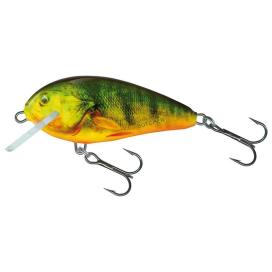 Salmo wobler Butcher Floating - 5 CM - Super Natural Hot perch