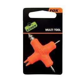 Fox edges utahovák a vslékač multi tool
