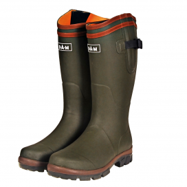 Dam Holinky Flex Rubber Boots neoprene