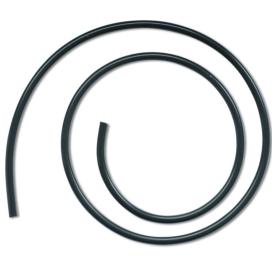 Black Cat Hadička Silicone Tube Černá 1m