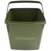Starbaits Kbelík Square Bucket 21L + víko