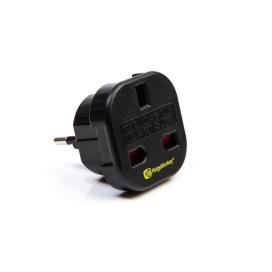 RidgeMonkey Adaptér Vault UK 3 Pin to EU 2 Pin Adaptor