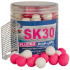 Plovoucí boilies Fluo STARBAITS SK30 80g