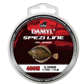 Dam Damyl Spezi Line Surf 400M / 0.30Mm / 7.7Kg