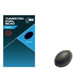 Nash Tungstenové korálky Tungsten Oval Bead