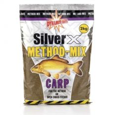 Dynamite Baits Silver X Carp Method Mix 2kg