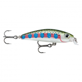 Wobler Rapala Ultra Light Minnow 4cm RT
