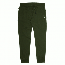 Fox tepláky Collection Green & Silver Lightweight Joggers