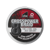 Dam Šňůra Crosspower 8Braid  Dark Grey 0.17mm 11.3kg 150m