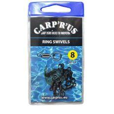 Obratlik ring swivel Carp R Us