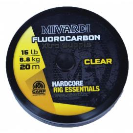 Mivardi Fluorocarbon Xtra Supple 20m