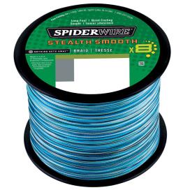 SpiderWire Šňůra Stealth Smooth8 0,23mm 1m