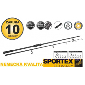 Sportex rybářský prut Competition CS-4 366cm / 12 ft. 3lbs 2 díly